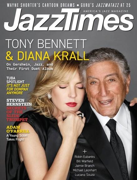 JazzTimes Cover - 10/1/2018