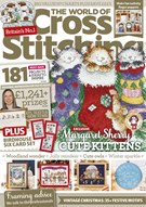 The World of Cross Stitching Magazine 12/1/2018