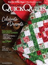 McCall's Quick Quilts | 12/2018 Cover