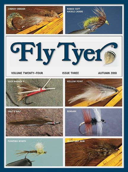 Fly Tyer Cover - 9/1/2018