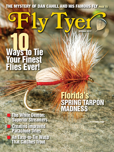Fly Tyer Cover - 3/1/2017