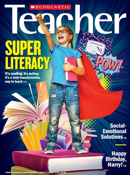 Scholastic Teacher Cover - 9/1/2018