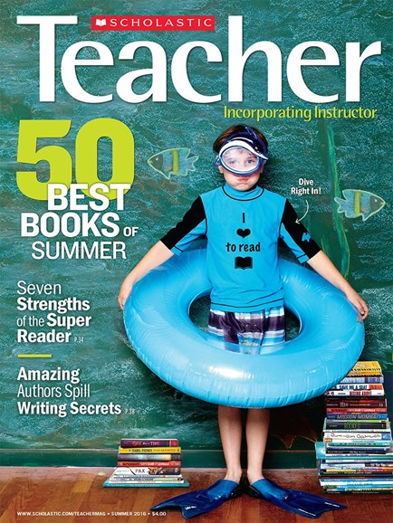 Scholastic Teacher Cover - 6/1/2016
