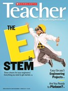 Scholastic Teacher Magazine 3/1/2017