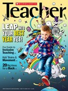 Scholastic Teacher Magazine 9/1/2017