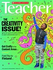 Scholastic Teacher Magazine | 12/1/2017 Cover