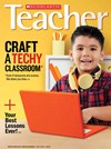 Scholastic Teacher Magazine | 10/1/2018 Cover