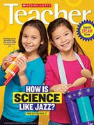 Scholastic Teacher Magazine 3/1/2018
