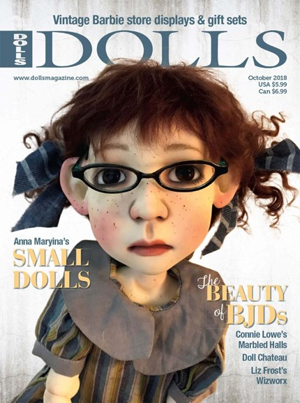 Dolls Cover - 10/1/2018