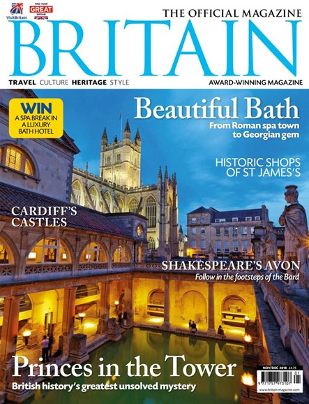 Britain Cover - 11/1/2018