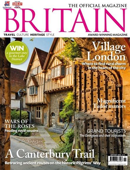 Britain Cover - 9/1/2018