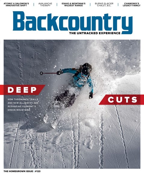 Backcountry Cover - 10/1/2018