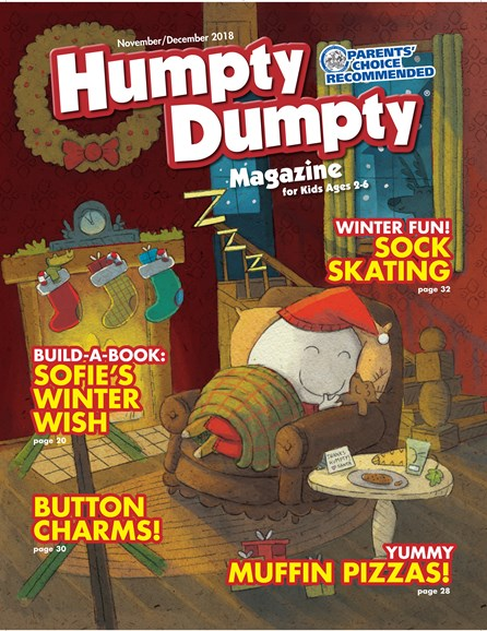 Humpty Dumpty Cover - 11/1/2018