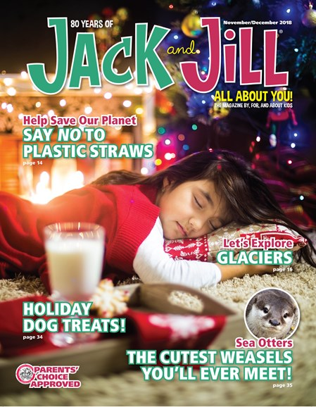 Jack And Jill Cover - 11/1/2018