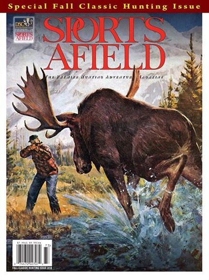 Sports Afield Cover - 9/1/2018