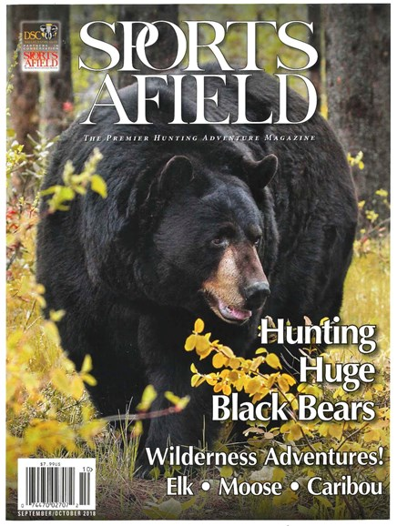 Sports Afield Cover - 9/2/2018