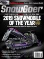 Snow Goer Magazine   11/2018 Cover