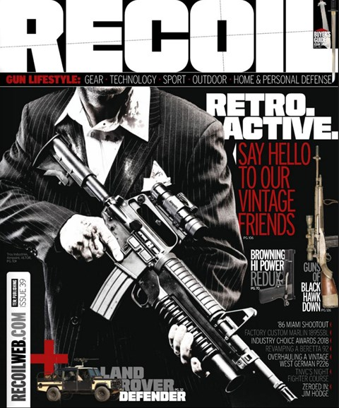 Recoil Cover - 11/1/2018