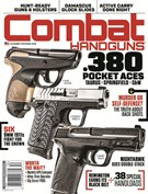 Combat Handguns Magazine 11/1/2018