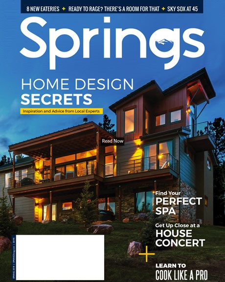 Springs Magazine Cover - 3/1/2018