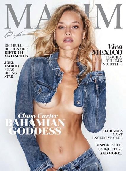 Maxim Cover - 11/1/2018