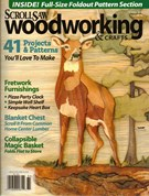Scroll Saw Woodworking Magazine 3/1/2018