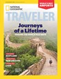 National Geographic Traveler Magazine | 10/2018 Cover