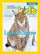 National Geographic Little Kids Magazine 11/1/2018