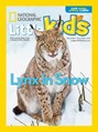 National Geographic Little Kids Magazine | 11/2018 Cover