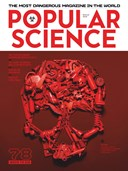 Popular Science   11/2018 Cover