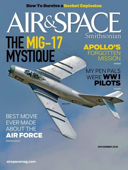 Air & Space Cover - 11/1/2018