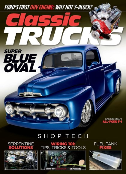 Classic Trucks Cover - 1/1/2019