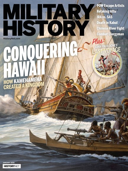 Military History Cover - 1/1/2019