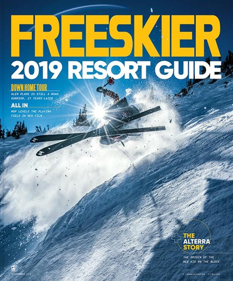 Freeskier Cover - 11/1/2018