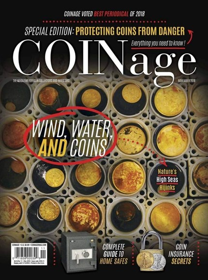 Coinage Cover - 11/1/2018