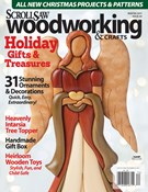 Scroll Saw Woodworking Magazine 12/1/2017