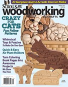 Scroll Saw Woodworking Magazine 3/1/2017