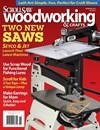 Scroll Saw Woodworking Magazine | 6/1/2017 Cover