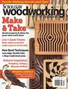 Scroll Saw Woodworking Magazine 9/1/2015
