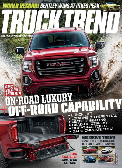 Truck Trend Cover - 1/1/2019