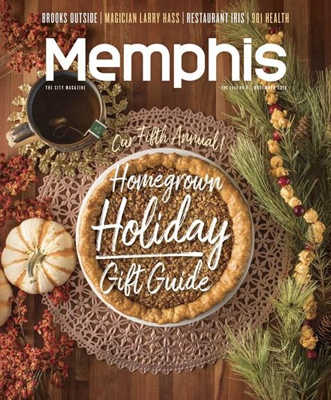 Memphis Cover - 11/1/2018