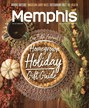 Memphis Magazine | 11/2018 Cover