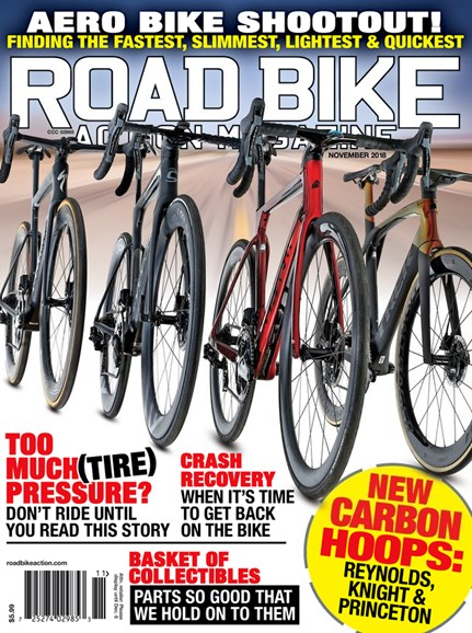 Road Bike Action Cover - 11/1/2018