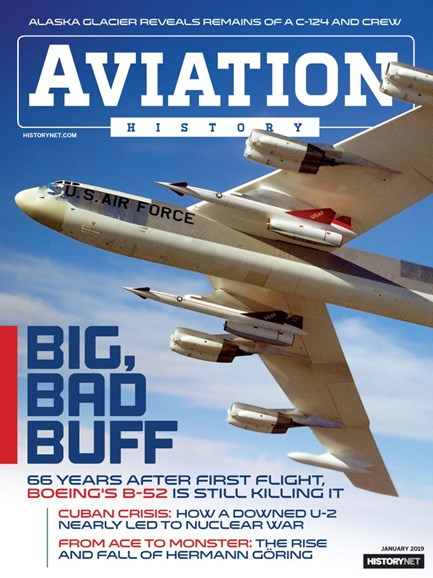Aviation History Cover - 1/1/2019