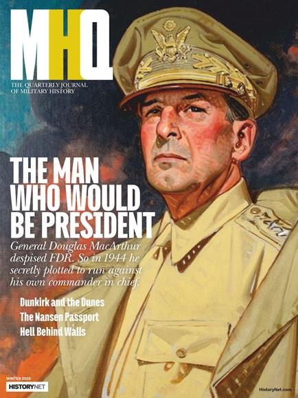 MHQ: Military History Quarterly Cover - 12/1/2018