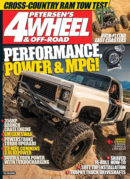 4 Wheel & Off-Road Cover - 1/1/2019