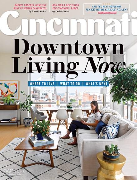 Cincinnati Cover - 10/1/2018