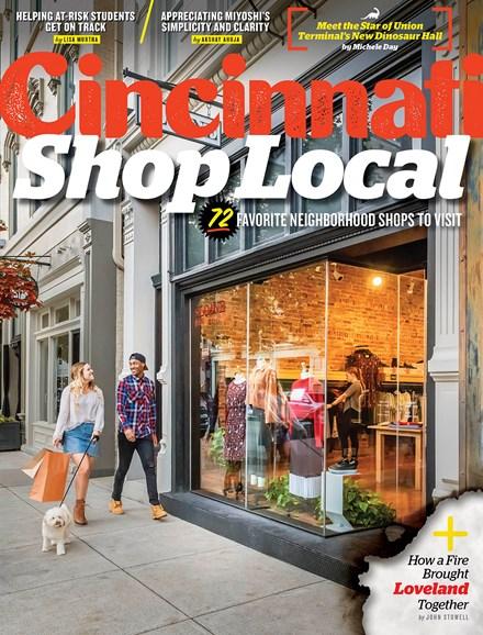 Cincinnati Cover - 11/1/2018