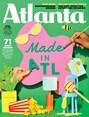 Atlanta Magazine | 11/2018 Cover