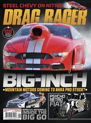Drag Racer Magazine | 1/1/2019 Cover